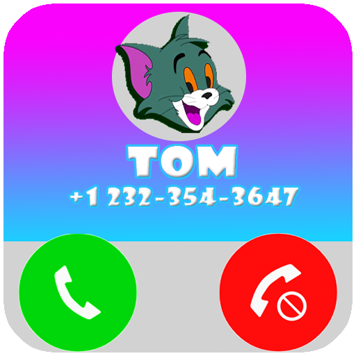 Fake Call Tom From Jerry