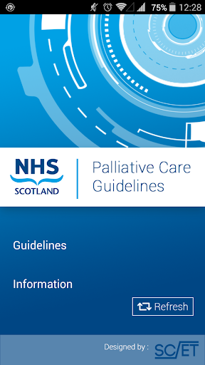 NHS Palliative Care Guidelines