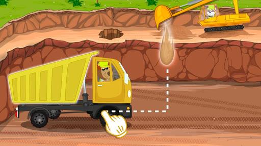 Hippo builder. Building machines 1.1.8 screenshots 7