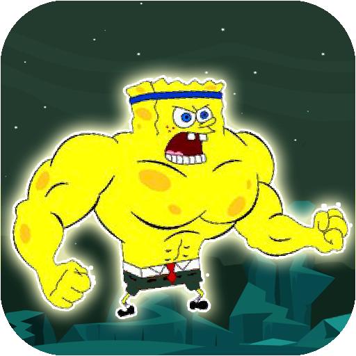 super hero platformer spongebob free game