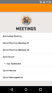 Scrum App- screenshot thumbnail
