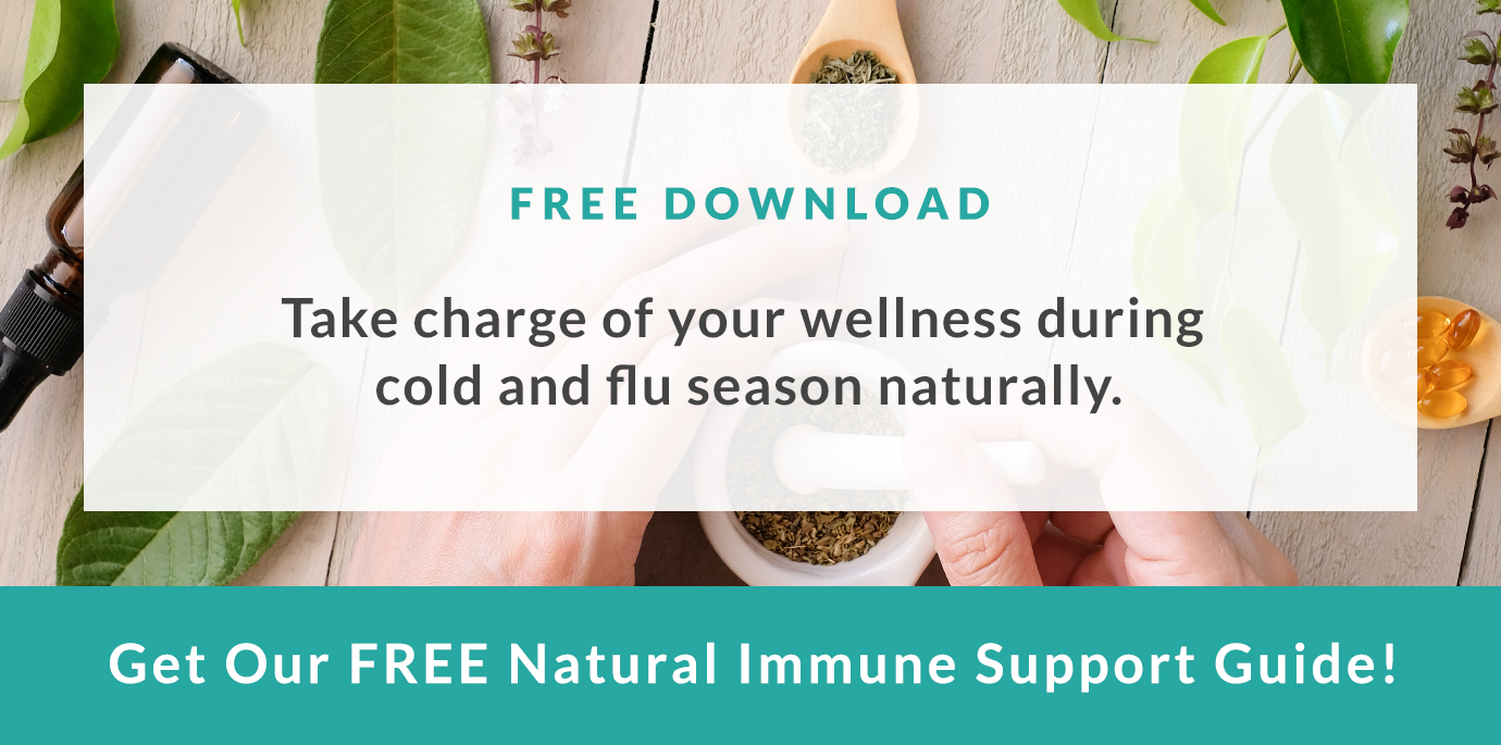 Get Our Free Natural Immune Support Guide!