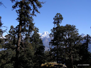 Photo: Hathi Parbat (6727m)
