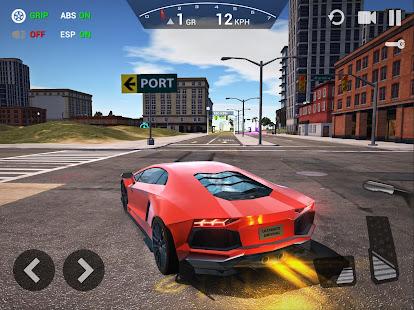 ultimate car driving simulator apps on google play. Black Bedroom Furniture Sets. Home Design Ideas
