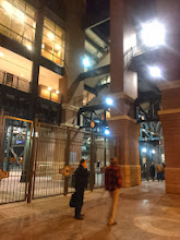 Photo: Exhibitor party was at coors field.