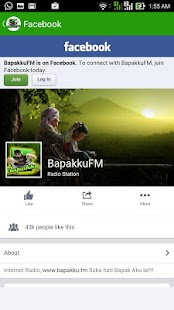 BapakkuFM- screenshot thumbnail