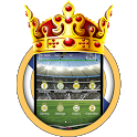 Madrid Football Royal Launcher icon