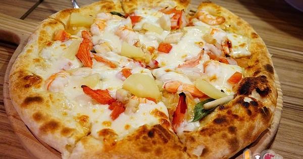 O.P.P披薩餐飲會館 客製化披薩 聯誼聚餐好所在