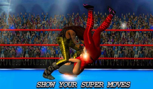 Girls Fighting:- Women Wrestling Championship 2018 1.0.2 {cheat hack gameplay apk mod resources generator} 3