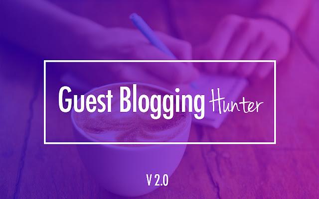 Guest Blogging Hunter