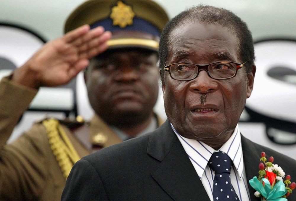 Robert Mugabe sterf op 95-jarige ouderdom