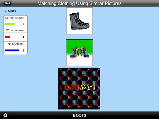 Match ClothingUsingSimPic Lite