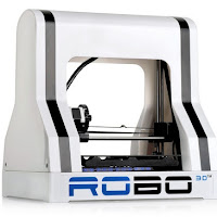 Robo 3D R1 + Fully Assembled 3D Printer