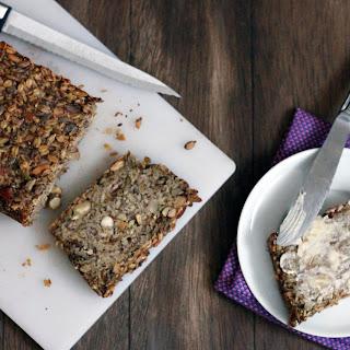 Josey Baker's Adventure Bread (gluten Free Seed And Nut Bread).