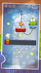 Cut the Rope Capture d'écran