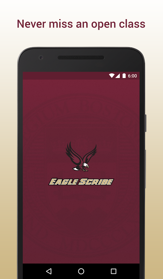 EagleScribe- screenshot