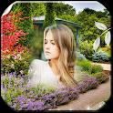 Green Garden Photo Frame :@PK icon