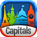 World Capitals Geo Quiz Game icon