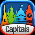 World Capitals Geo Quiz Game icon