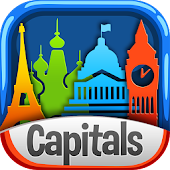 World Capitals Geo Quiz Game