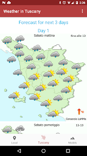Weather in Tuscany - náhled