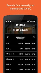 Garageio: Automate your Garage- screenshot thumbnail