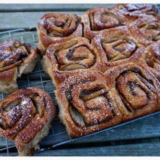 Baked Pears Nutmeg Cinnamon Recipes