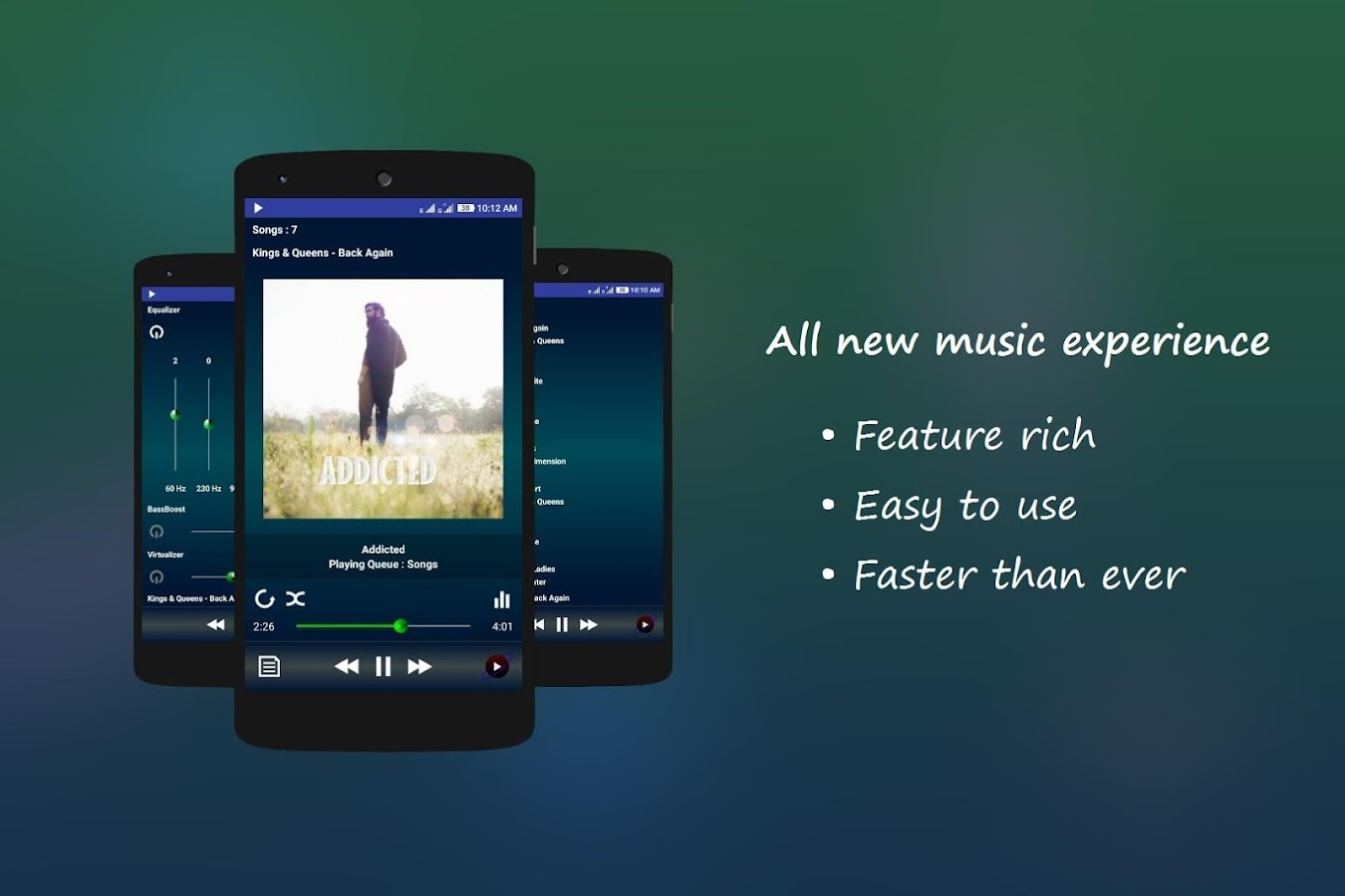 Music Player Pro v1.3.7 by xSoft Studio