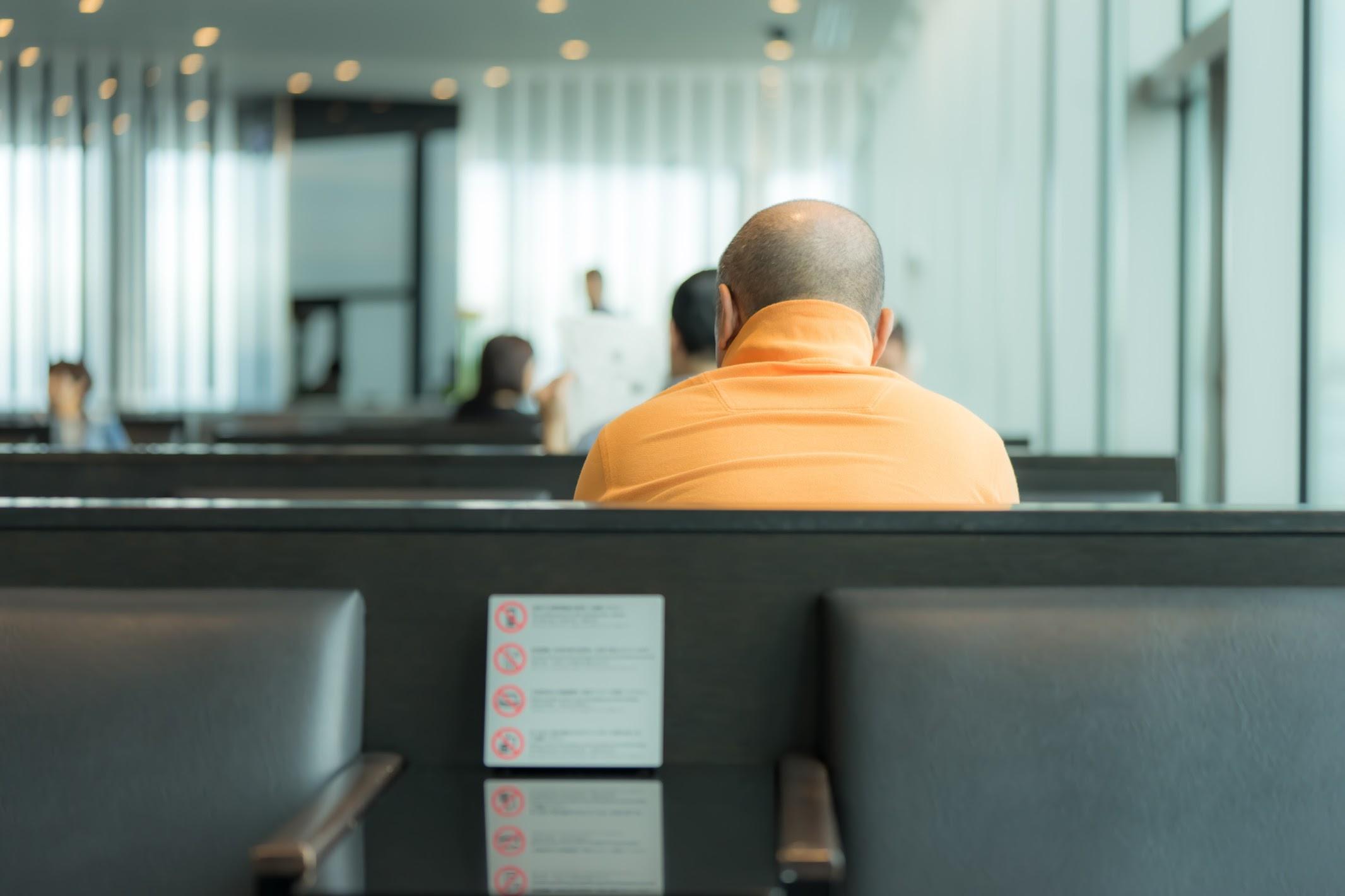 Haneda Airport ANA lounge2