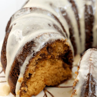 Salted Butterscotch Coffee Cake.
