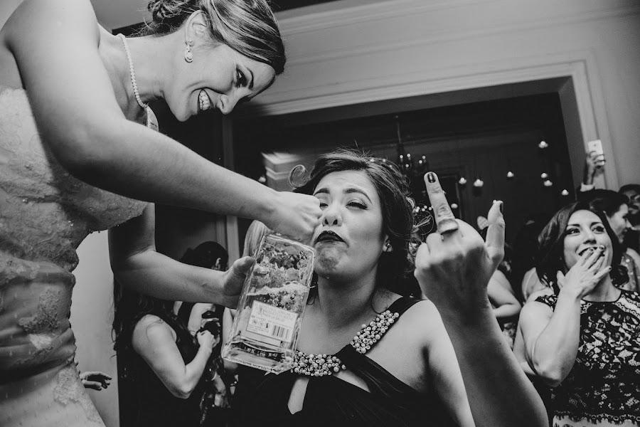 Wedding photographer Gustavo Liceaga (GustavoLiceaga). Photo of 24.02.2017