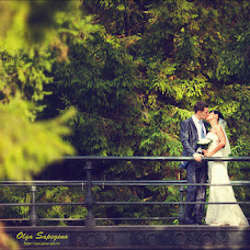 Wedding photographer Olga Sapegina (OlgaS). Photo of 10.09.2015
