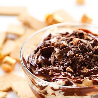 Chocolate Caramel ROLO Dessert Dip