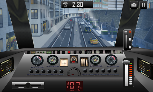 Elevated Bus Simulator: Futuristic City Bus Games 2.2 screenshots 4