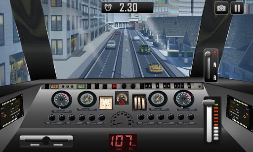 Elevated Bus Simulator: Futuristic City Bus Games 2.4 screenshots 4