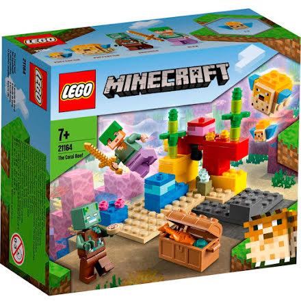 Lego Minecraft Korallrevet