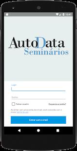 AutoData Seminários - náhled