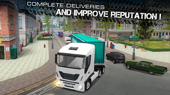 World of Truck Euro Cargo Driver Simulator 4