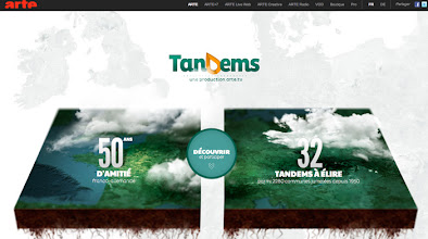 Photo: Site of the day 26 October 2012 http://www.awwwards.com/web-design-awards/tandems