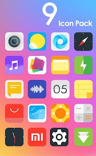 MI UI 9 - Icon Pack Screenshot