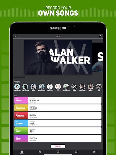 SUPER PADS LIGHTS - Your DJ app 1.6.9.5 Screenshots 8
