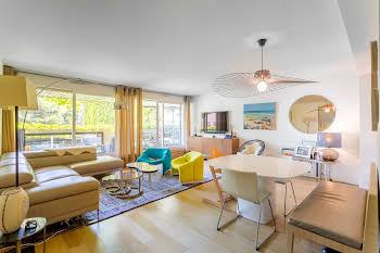 Appartement 5 pièces 116,81 m2