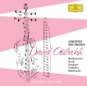 Kabalevsky: Concerto For Violin And Orchestra In C Major, Op.48 - 3. Vivace giocoso
