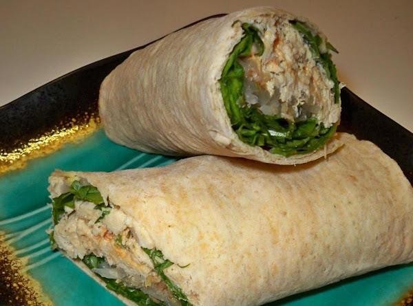 Lc/lf Thai Basil Lime Chicken Salad-annette's Recipe