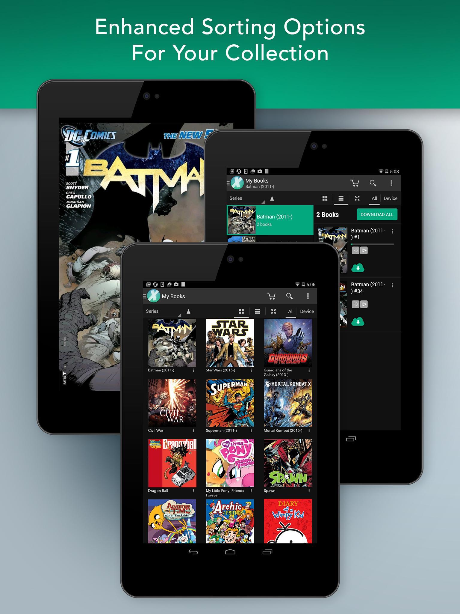 Comics screenshot #16