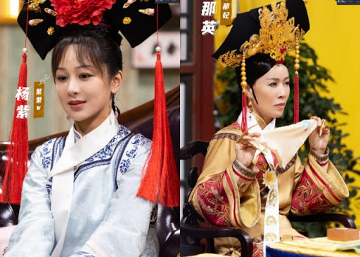 """Yang Zi and Na Ying Put Bullying Rumours on the Reality Show """"The Detectives' Adventures"""" to Rest"""