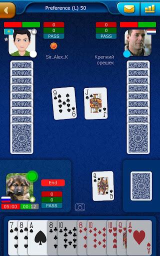 Preference LiveGames - free online card game 3.86 screenshots 16