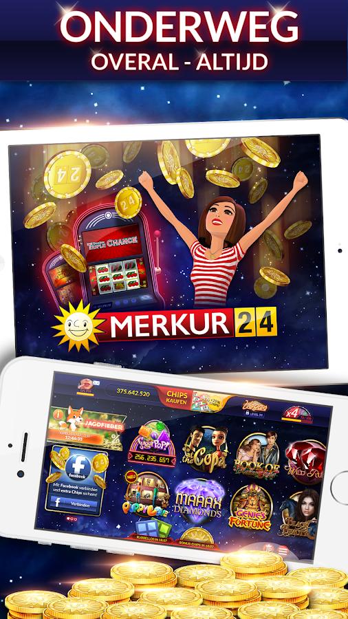 Merkur24 App