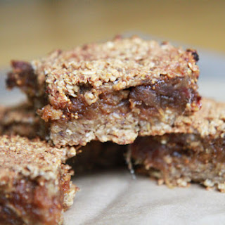 Vegan Oat Fig Bars