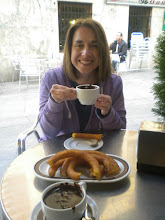 Photo: Churros and Hot Chocolate in Madrid